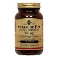 Solgar Vitamine B9 (acide Folique) 400 µg Tablets à SEYNOD