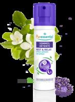 Puressentiel Sommeil - détente Spray Aérien Sommeil Détente aux 12 Huiles Essentielles - 200 ml à SEYNOD