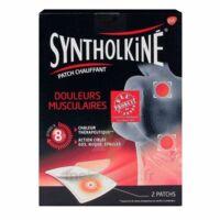 Syntholkine Patch Petit Format, Bt 2 à SEYNOD