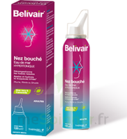 Belivair Solution Nasale Nez Bouché 125ml