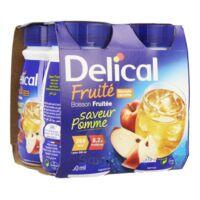 DELICAL BOISSON FRUITEE Nutriment pomme 4Bouteilles/200ml à SEYNOD
