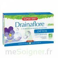 Drainaflore Bio Detox Ampoule, Bt 20 à SEYNOD