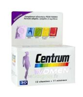 CENTRUM WOMEN, pilulier 30 à SEYNOD