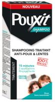 Pouxit Shampoo Shampooing traitant antipoux Fl/200ml+peigne à SEYNOD
