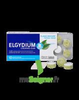Elgydium Antiplaque Chew gum B/10 à SEYNOD