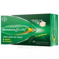 Beroccaboost Comprimés effervescents B/20 à SEYNOD