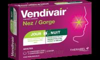 Vendivair Nez/Gorge Comprimés jour et nuit B/12+4 à SEYNOD