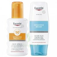 EUCERIN SUN SENSITIVE PROTECT SPF50 Coffret spray à SEYNOD