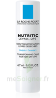 Nutritic Stick lèvres sèche sensibles 2 Etui/4,7ml à SEYNOD