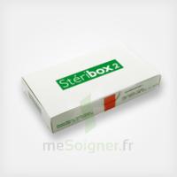 Stéribox Kit prévention et hygiène pour les toxicomanes avec seringues 100UI/ml à SEYNOD