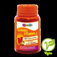 Pédiakid Gomme ourson vitamine C cerise B/60 à SEYNOD