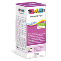 Pédiakid Immuno-Fort Sirop myrtille 125ml à SEYNOD