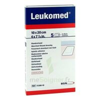 Leukomed, 8 Cm X 15 Cm (ref. 72380-09), Bt 5 à SEYNOD