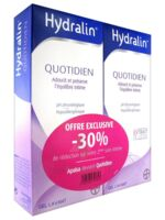Hydralin Quotidien Gel Lavant Usage Intime 2*200ml à SEYNOD
