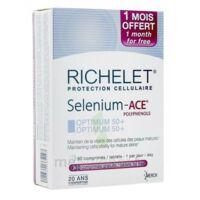 Richelet Selenium ACE Optimum 50+ Comprimés B/90+30 à SEYNOD