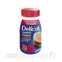 Delical Boisson Hp Hc Concentree Nutriment Café 4bouteilles/200ml à SEYNOD