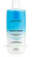 Respectissime Lotion waterproof démaquillant yeux 125ml à SEYNOD