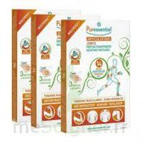 Puressentiel Articulations Et Muscles Patch Chauffant 14 Huiles Essentielles Lot De 3 à SEYNOD