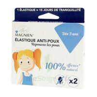 Magnien Elastique Anti-poux B/2 à SEYNOD
