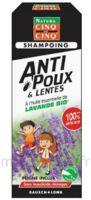 Cinq sur Cinq Natura Shampooing anti-poux lentes lavande 100ml à SEYNOD