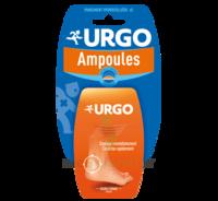 Urgo Ampoule Pansement seconde peau talon B/5 à SEYNOD