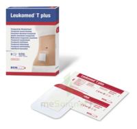Leukomed T Plus Pansement Adhésif Stérile Avec Compresse Transparent 5x7,2cm B/5 à SEYNOD