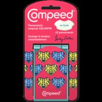 Compeed Ampoules Pansements spécial talon B/5 à SEYNOD