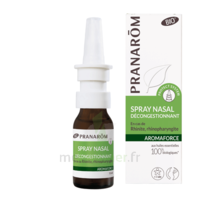 Aromaforce Solution nasale dégage le nez 15ml à SEYNOD