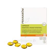 Oléocaps 3 Caps Confort Digestif Bio B/30 à SEYNOD