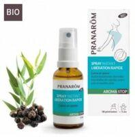 Pranarom Aromastop Spray instant libération rapide Fl/15ml à SEYNOD