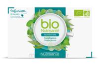 Nutrisanté Infusions Bio Respiratoire 20 Sachets à SEYNOD