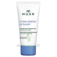 Crème fraiche® de beauté - masque hydratant 48h et anti-pollution50ml à SEYNOD