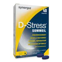 D-stress Sommeil Comprimés B/40 à SEYNOD