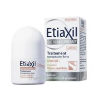 ETIAXIL AISSELLES Déodorant confort + Roll-on/15ml à SEYNOD