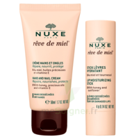 Rêve de Miel Crème Mains et Ongles + Stick Lèvres Hydratant à SEYNOD