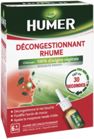 Humer Décongestionnant Rhume Spray Nasal 20ml à SEYNOD