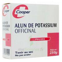 Cooper Alun Potassium Poudre B/250g à SEYNOD