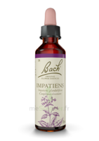 Fleurs de Bach® Original Impatiens - 20 ml à SEYNOD