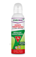 Paranix Moustiques Lotion Zones Tropicales Aérosol/125ml à SEYNOD