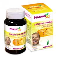 Vitamin'22 Specific Homme Gélules B/60 à SEYNOD
