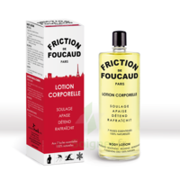 Foucaud Lotion Friction Revitalisante Corps Fl Verre/500ml à SEYNOD