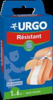 Urgo Résistant Pansement Bande à Découper Antiseptique 6cm*1m à SEYNOD