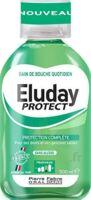 Pierre Fabre Oral Care Eluday Protect Bain De Bouche 500ml à SEYNOD