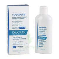 Ducray Squanorm Shampooing Pellicule Grasse 200ml à SEYNOD