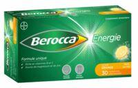 BEROCCA ENERGIE Comprimés effervescents orange B/30 à SEYNOD