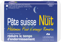 Lehning Pâte Suisse Pastilles à Sucer Bonne Nuit B/40 à SEYNOD